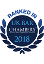 Ranked in Chambers & Partners 2018