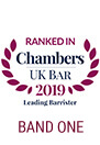 Ranked in Chambers & Partners 2019 Band One