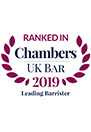 Ranked in Chambers & Partners 2019